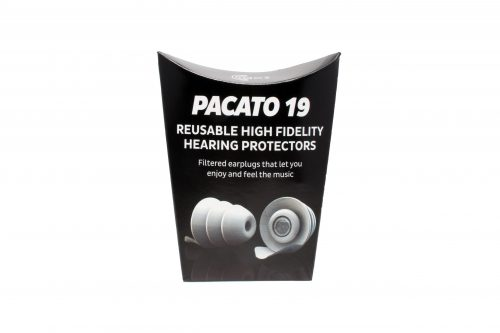 Pacato 19 hearing protection universal erplugs from ACS