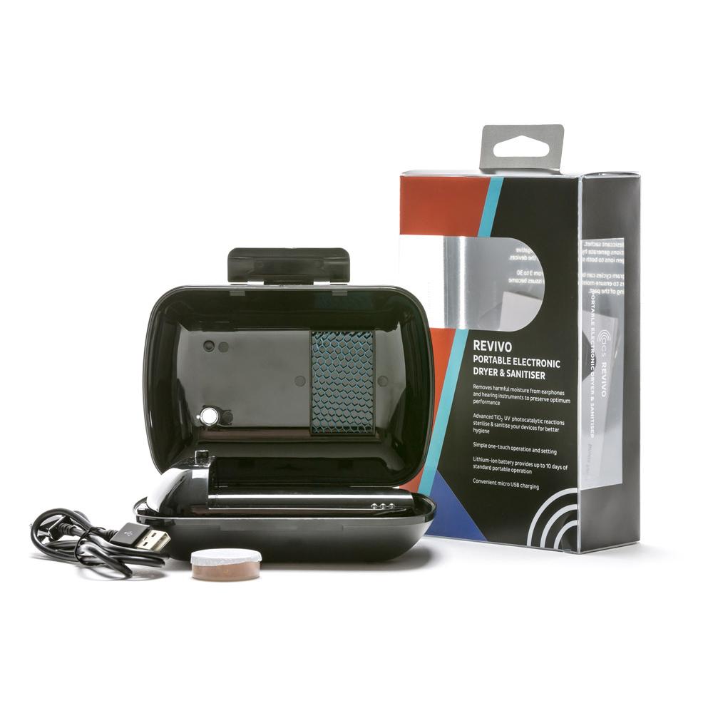 ACS Revivo - Portable Electronic Dryer & Sanitiser